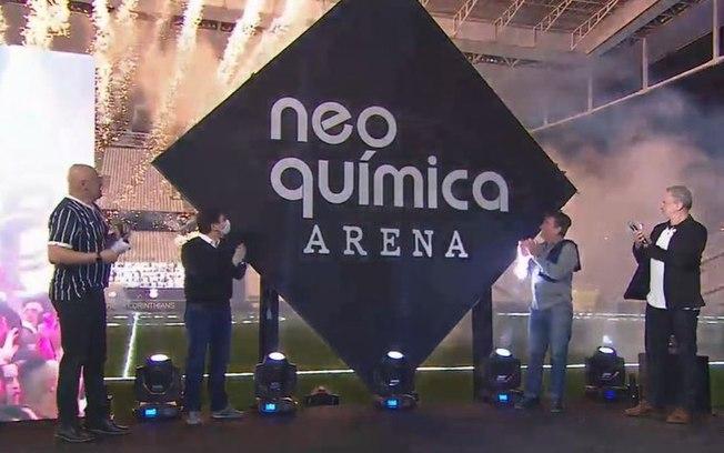 Arena do Corinthians muda de nome- Foto: Divulgação