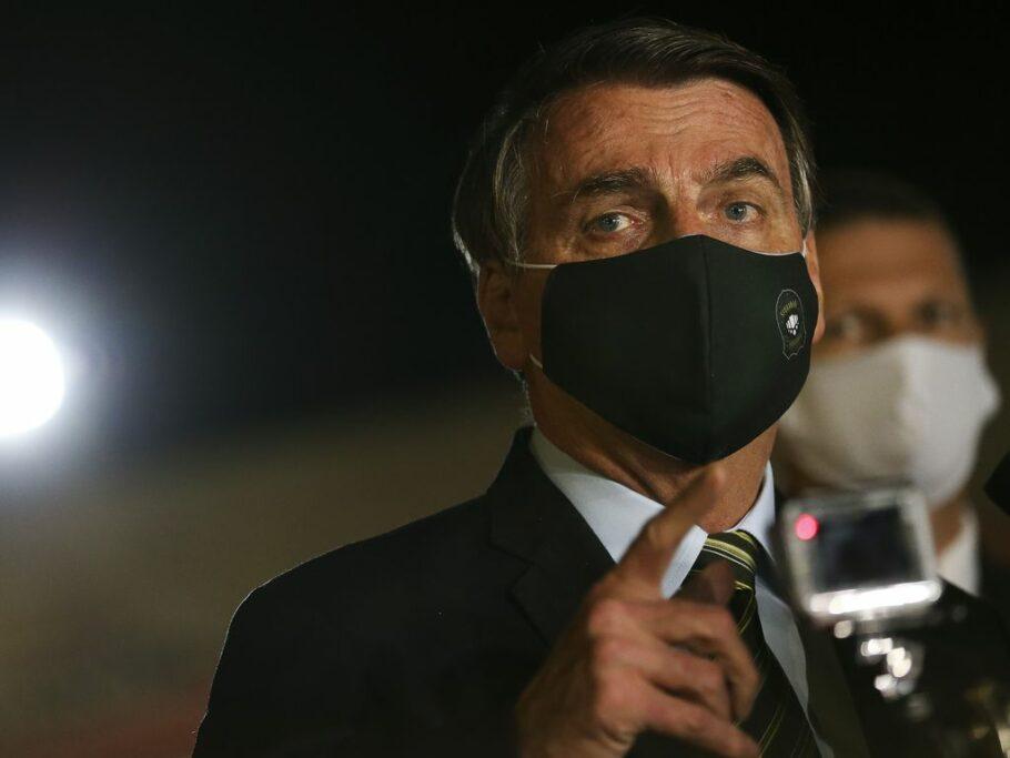 Bolsonaro é diagnosticado com cálculo renal