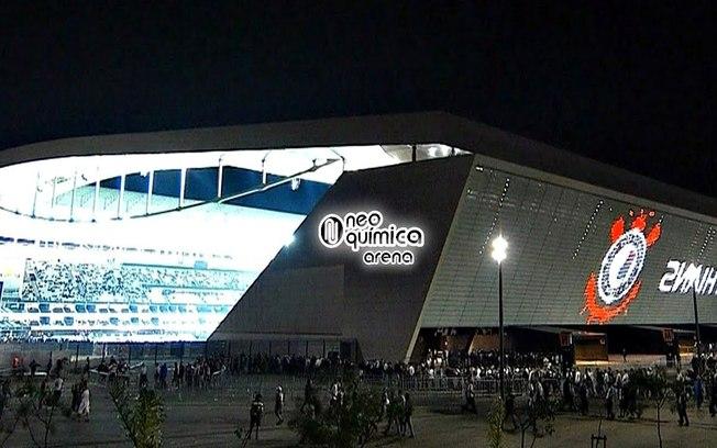 Arena do Corinthians muda de nome- Foto: DivulgaçãoArena do Corinthians muda de nome- Foto: Divulgação