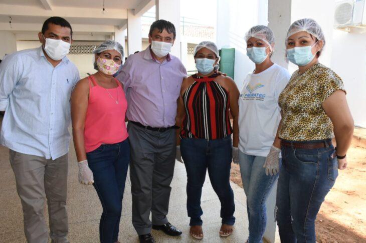 Governador autoriza obras para Jurema e Anísio de Abreu