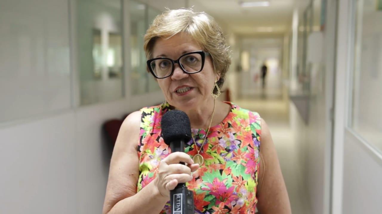 Tatiana Chaves, diretora da Vigilância Sanitária do Piauí - Foto: Divulgação/Sesapi