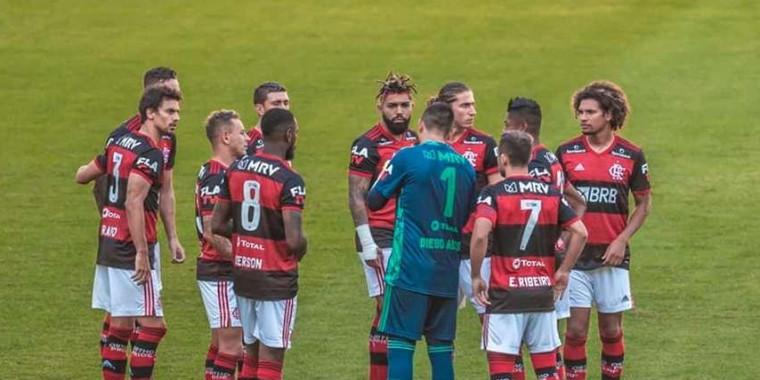 Flamengo tem novo caso de coronavírus