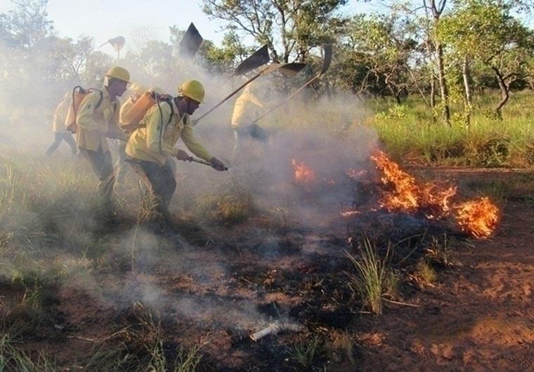 Corpo de bombeiros faz alerta sobre incêndios no Piauí (Ascom/ Semar)