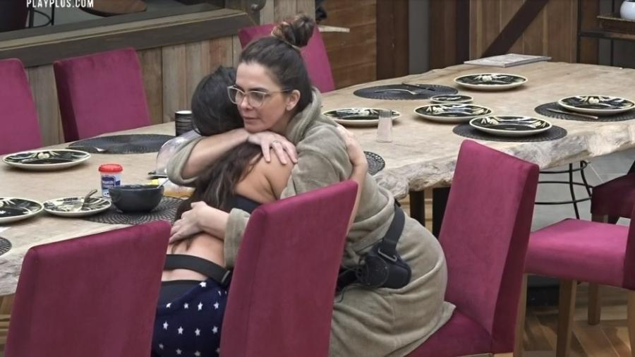 Raissa Barbosa e Luiza Ambiel