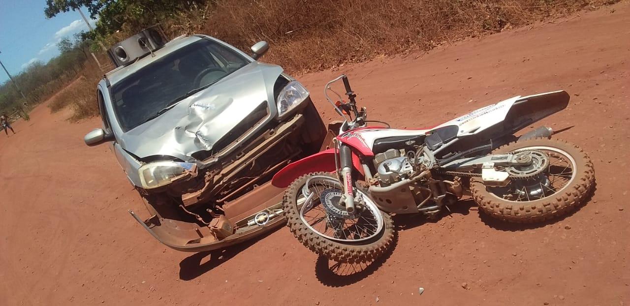 Suspeito de tráfico morreu em acidente