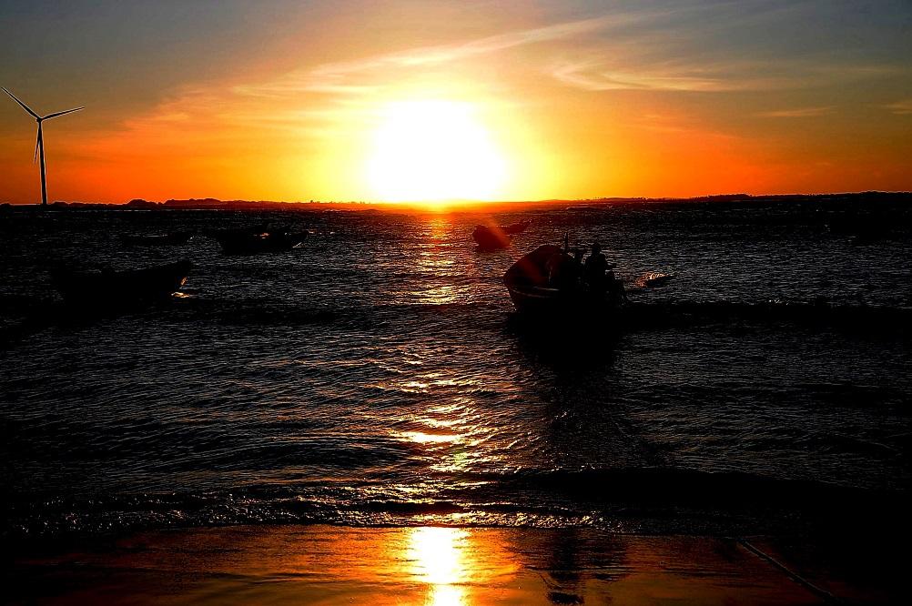 Praia Pedra do Sal, Piauí (Foto: Paulo Barros)