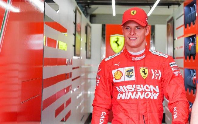 Mick Schumacher, filho do heptacampeão Michael Schumacher-Foto: Reprodução