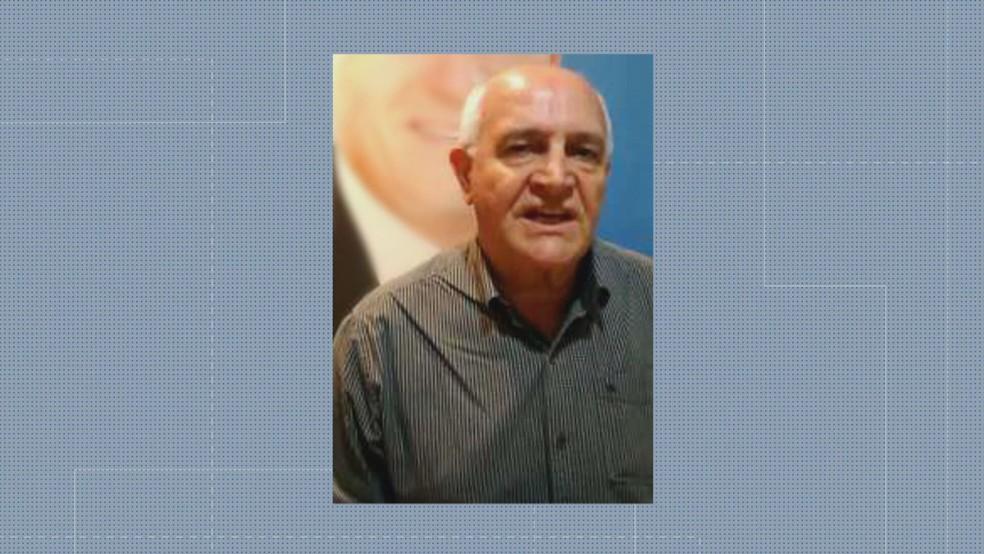 Mauro Macedo, ex-tesoureiro de Crivella — Foto: Reprodução/TV Globo
