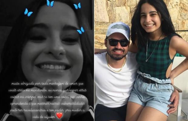 Filha de Fernando Zor desabafou sobre ausência do pai