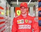 Filho de Schumacher disputará treino livre da Ferrari na F1, diz TV