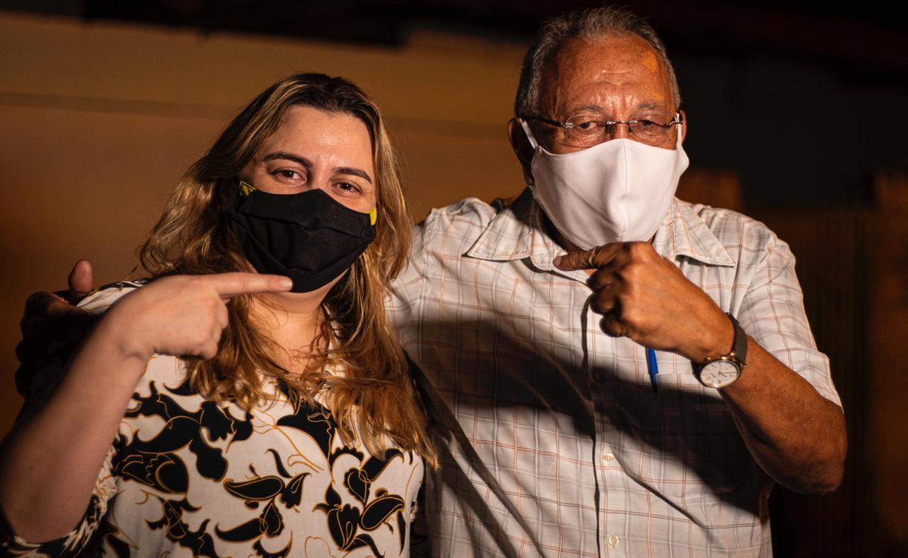 Dr. Pessoa visita bairros de Teresina / Crédito: Ascom
