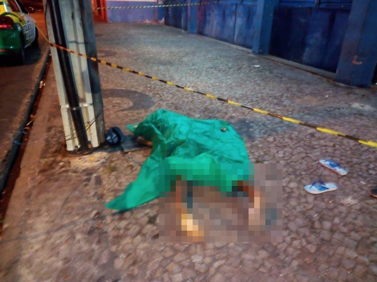 Morador de rua é morto a tiros durante briga no Centro de Teresina - Imagem 2