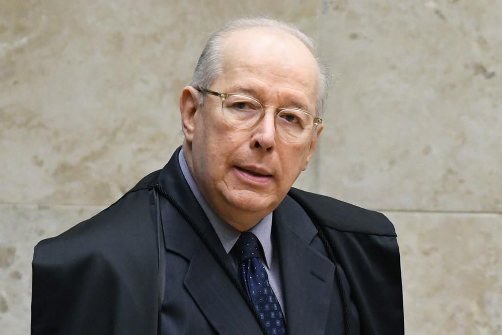 Ministro Celso de Mello (Carlos Moura/ STF)