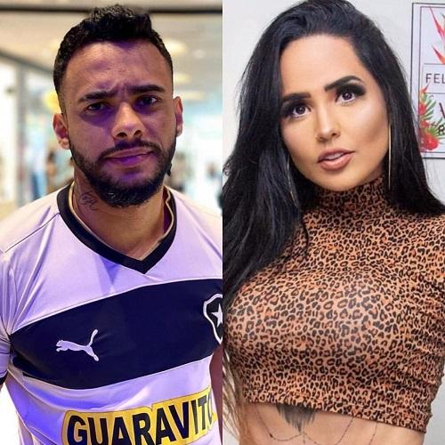 Ex de Perla afirma ter recebido nudes da cantora quando estava com ela - Imagem 1