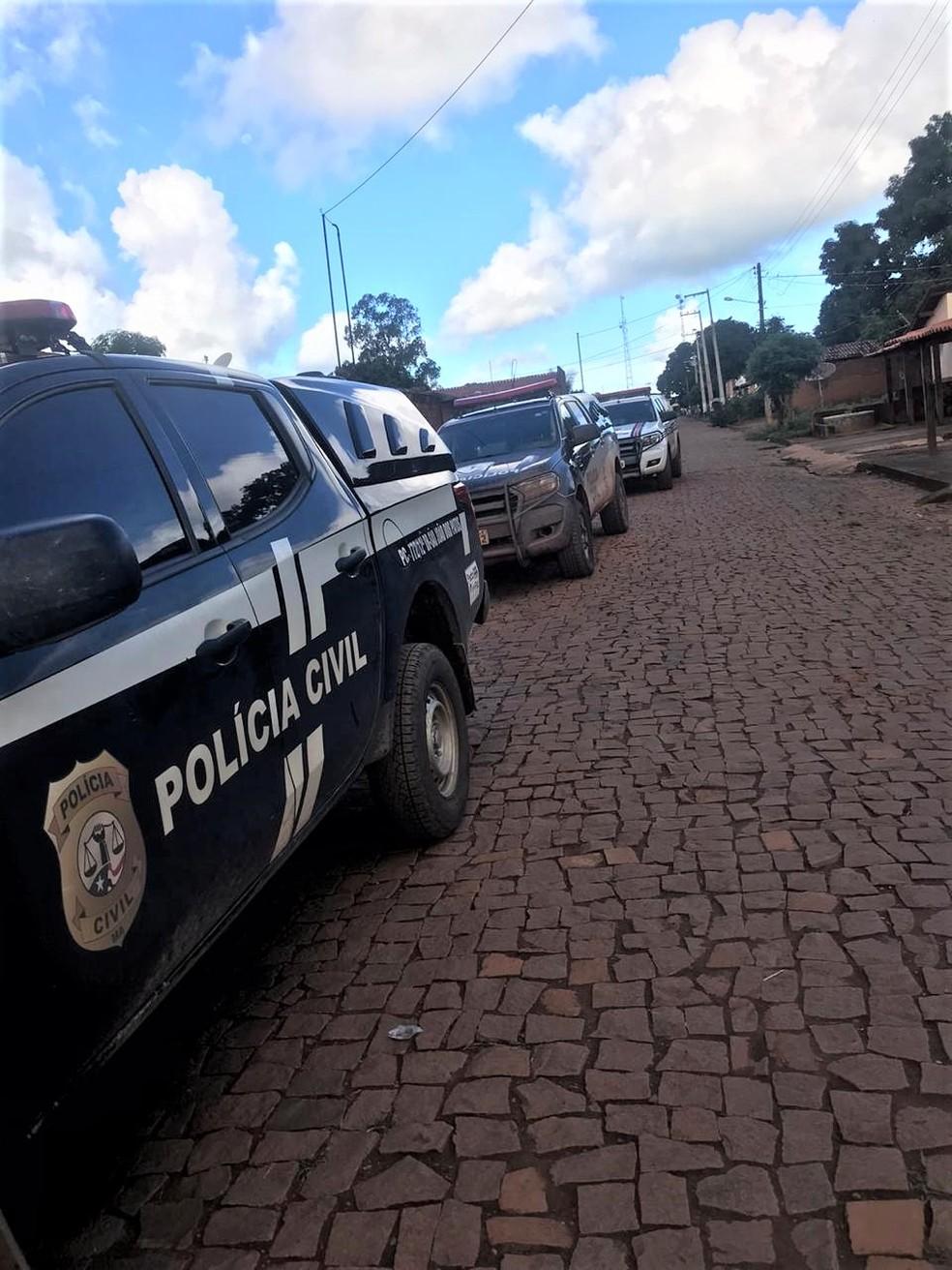 Presos suspeitos de torturarem e matarem piauense no Maranhão - Imagem 1