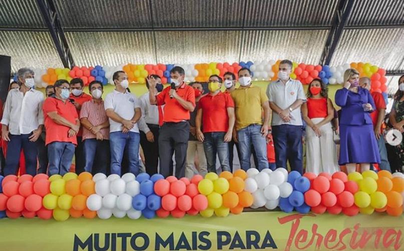 Convenção do PT oficializa candidatura de Fábio Novo para a PMT