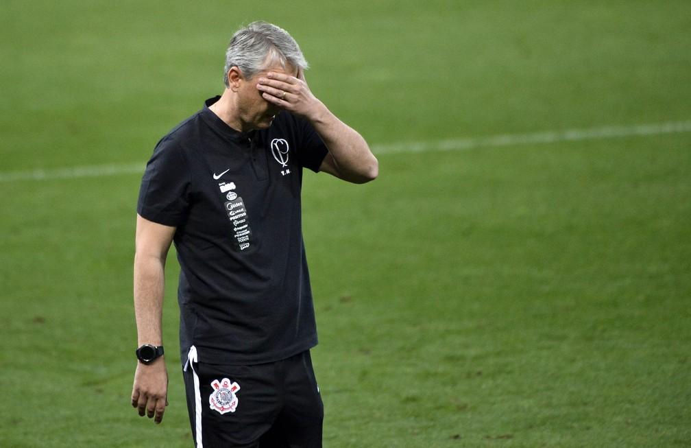 Corinthians demite técnico Tiago Nunes após derrota para o Palmeiras - Imagem 1