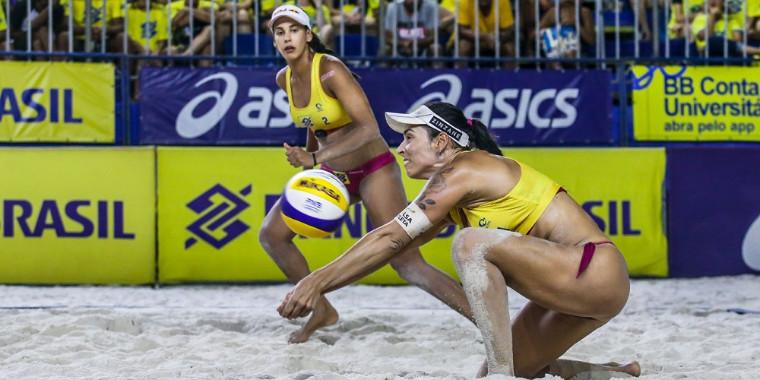 Circuito Brasileiro de Vôlei de Praia começa dia 17