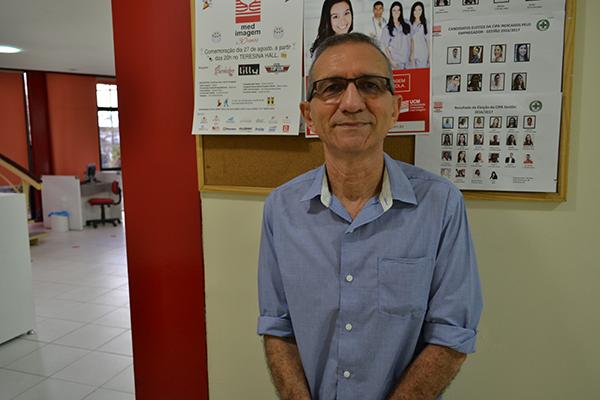 Médico José Cerqueira Dantas foi diagnosticado com Covid-19 - Foto: Divulgação