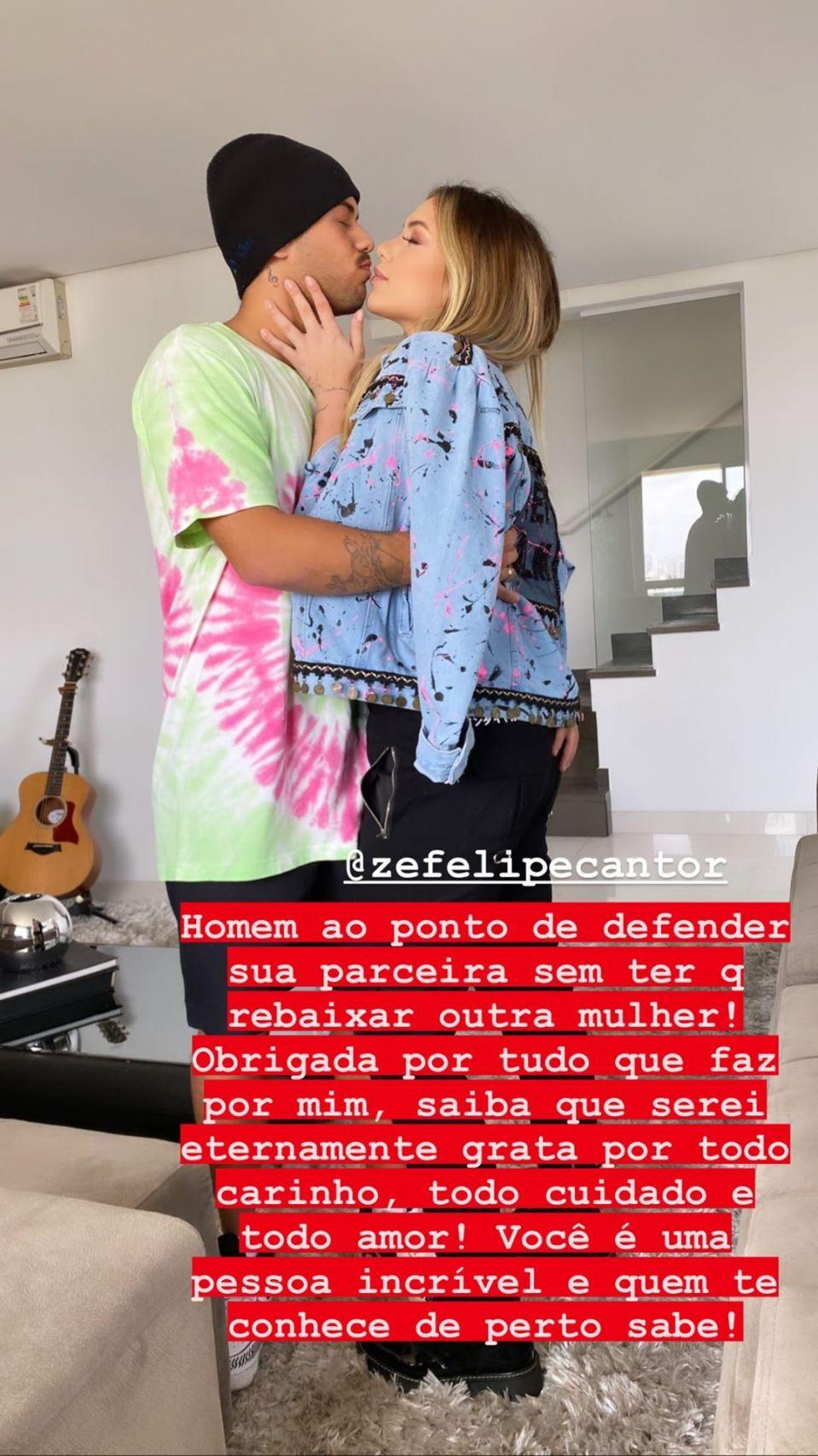 Zé Felipe e Neymar trocam farpas na web; Entenda a treta! - Imagem 1