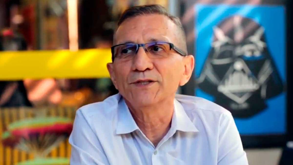Médico José Cerqueira (Foto: Reprodução)