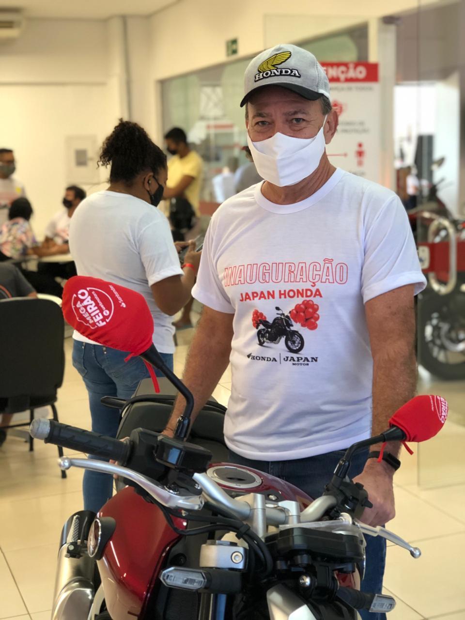 Japan Motos é inaugurada em Teresina