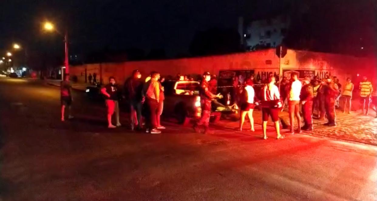 Caso ocorreu no bairro Planalto Ininga -Foto: Portal Meio Norte