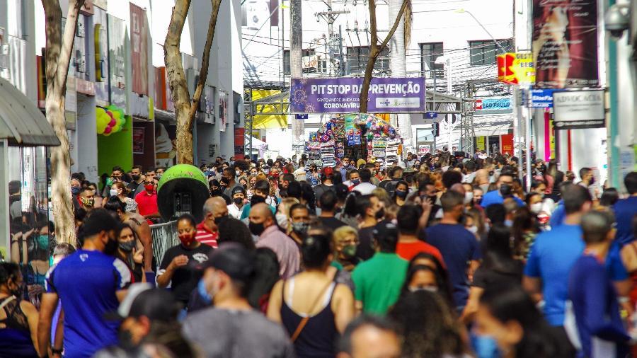 Brasil tem mais de 131 mil óbitos por Covid-19 - Foto: Estadao Conteúdo