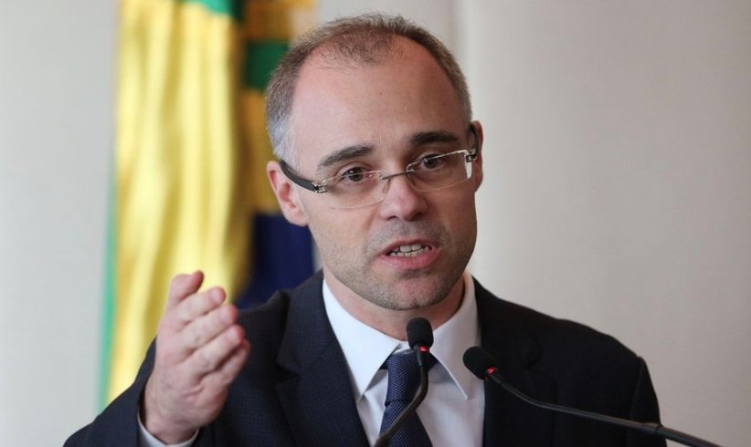 Ministro da Justiça André Mendoça - Foto: Agencia Brasil