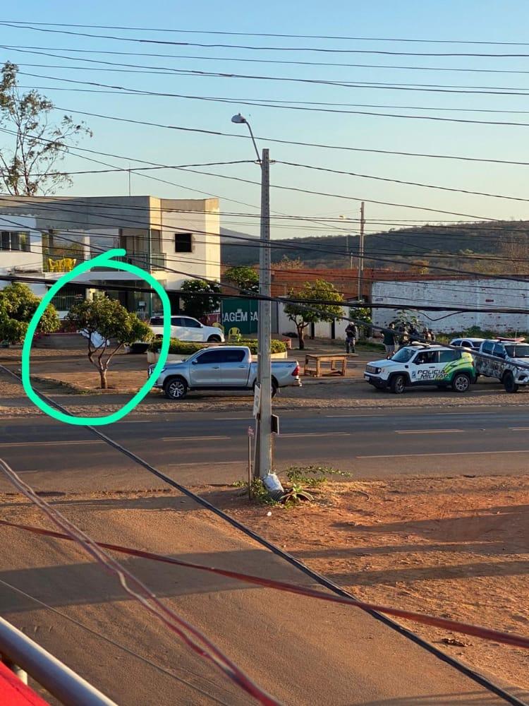 Jiovem é morto a tiros durante bebedeira em Picos (Reprodução/ Cidades na Net)