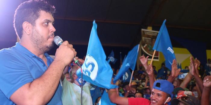 Convenção do PSD lança candidatura de Zé Fernando a prefeito de N. S. dos Remédios