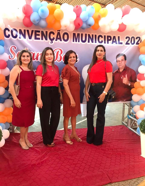 Em convenção histórica Zé Carlos Bandeira e Dr.Leonardo Tavares são homologados em Jatobá do Piauí - Imagem 13