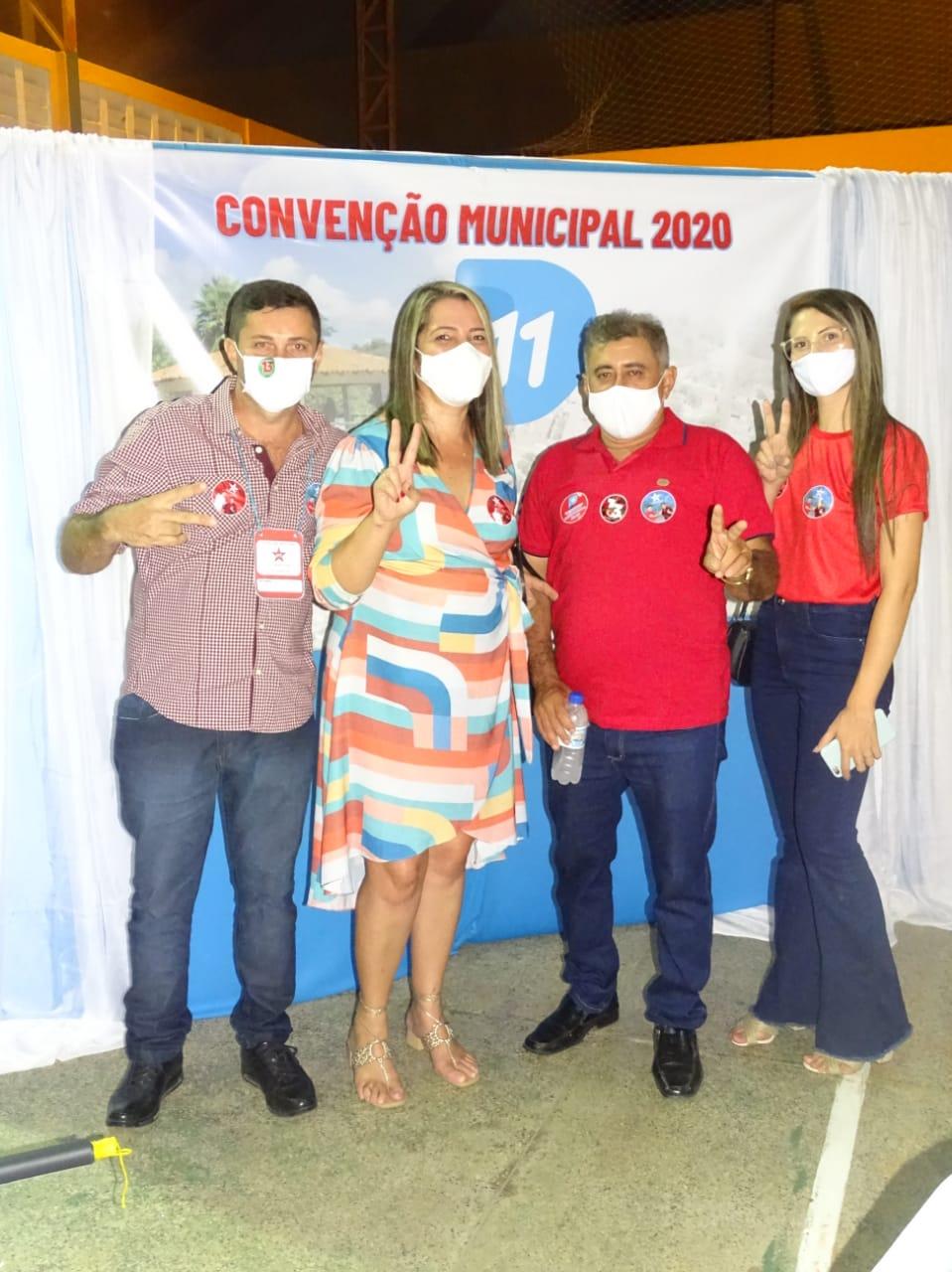 Em convenção histórica Zé Carlos Bandeira e Dr.Leonardo Tavares são homologados em Jatobá do Piauí - Imagem 10