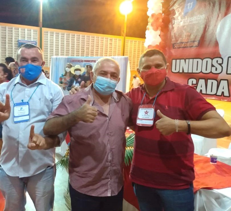Em convenção histórica Zé Carlos Bandeira e Dr.Leonardo Tavares são homologados em Jatobá do Piauí - Imagem 1