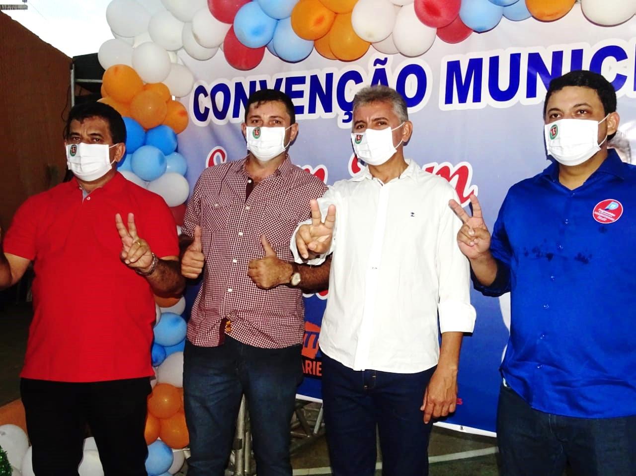 Em convenção histórica Zé Carlos Bandeira e Dr.Leonardo Tavares são homologados em Jatobá do Piauí - Imagem 5