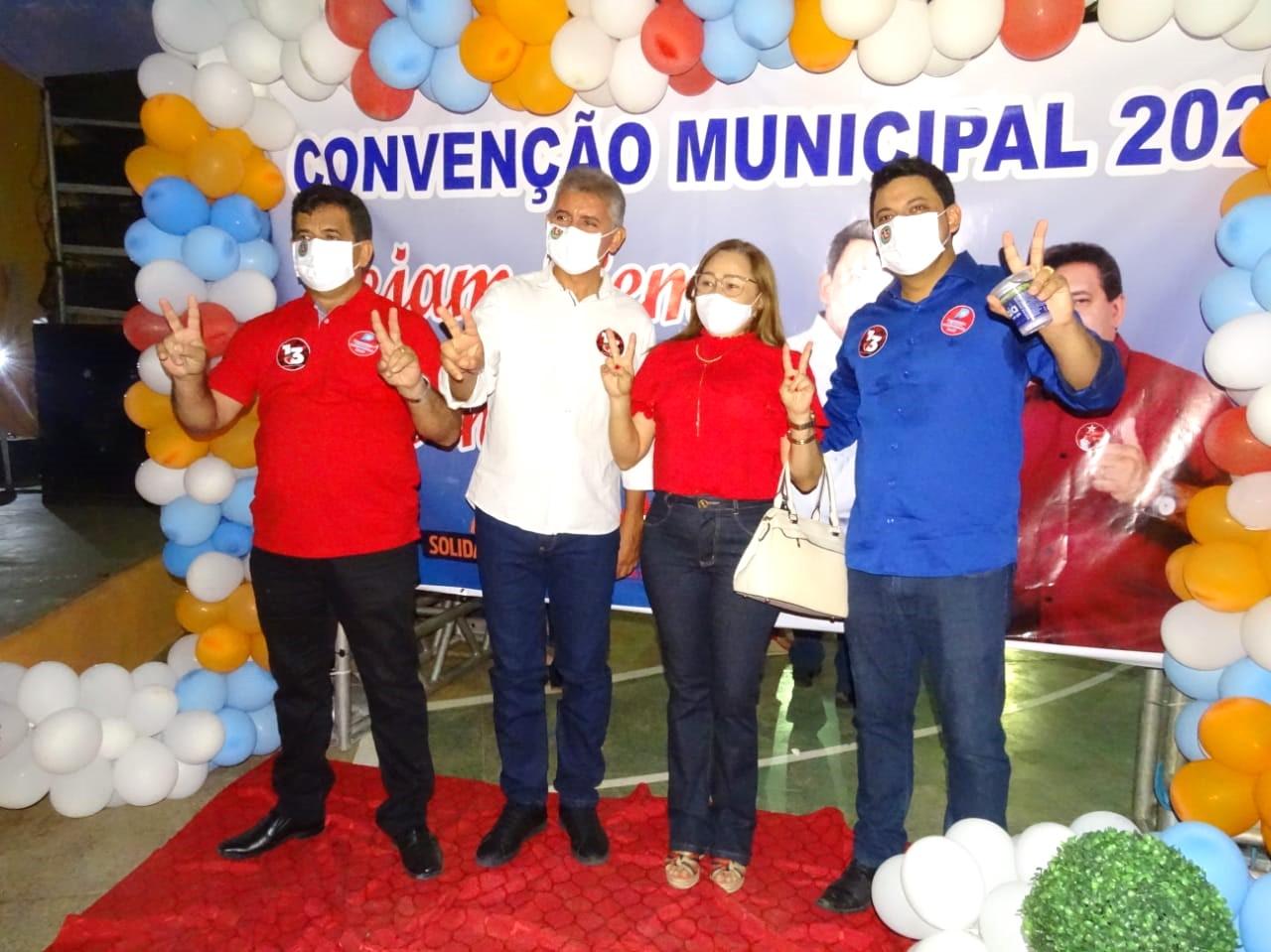Em convenção histórica Zé Carlos Bandeira e Dr.Leonardo Tavares são homologados em Jatobá do Piauí - Imagem 14
