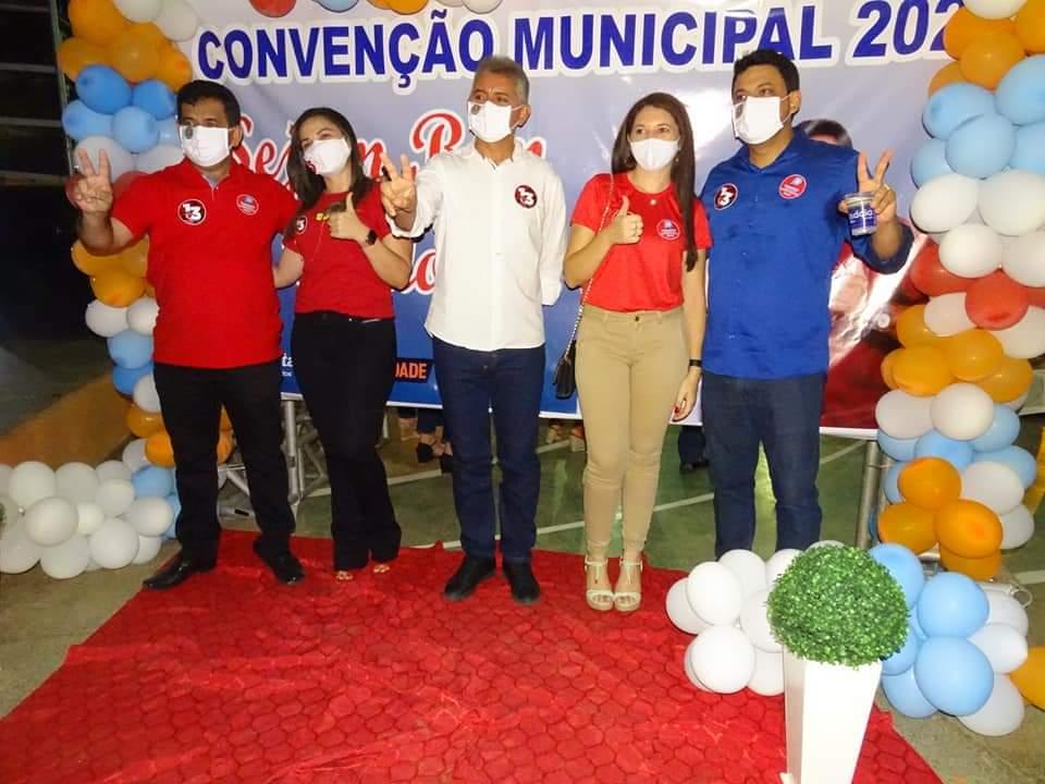 Em convenção histórica Zé Carlos Bandeira e Dr.Leonardo Tavares são homologados em Jatobá do Piauí - Imagem 15