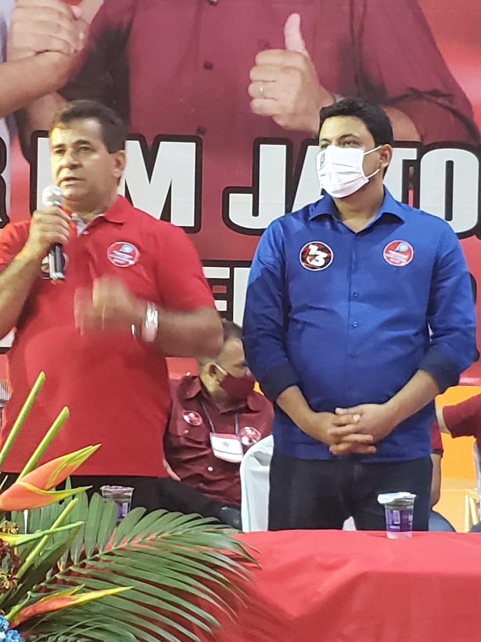 Em convenção histórica Zé Carlos Bandeira e Dr.Leonardo Tavares são homologados em Jatobá do Piauí - Imagem 2