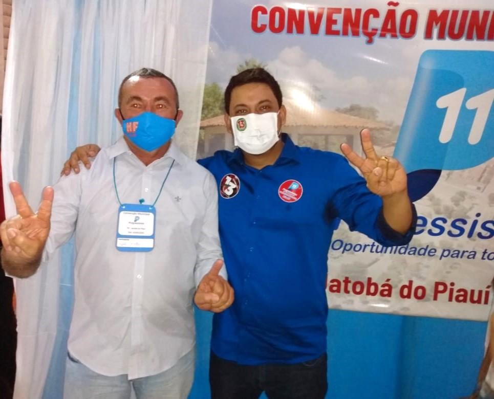 Em convenção histórica Zé Carlos Bandeira e Dr.Leonardo Tavares são homologados em Jatobá do Piauí - Imagem 6