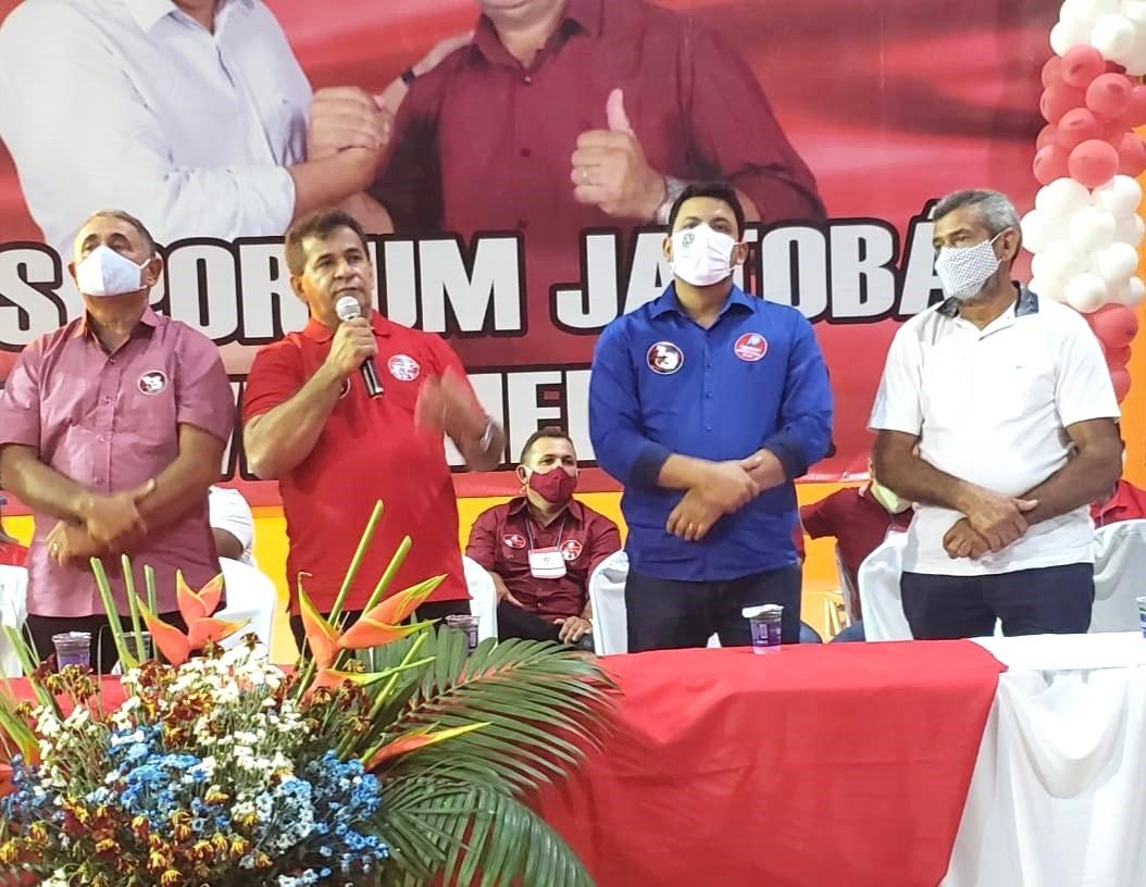 Em convenção histórica Zé Carlos Bandeira e Dr.Leonardo Tavares são homologados em Jatobá do Piauí - Imagem 8