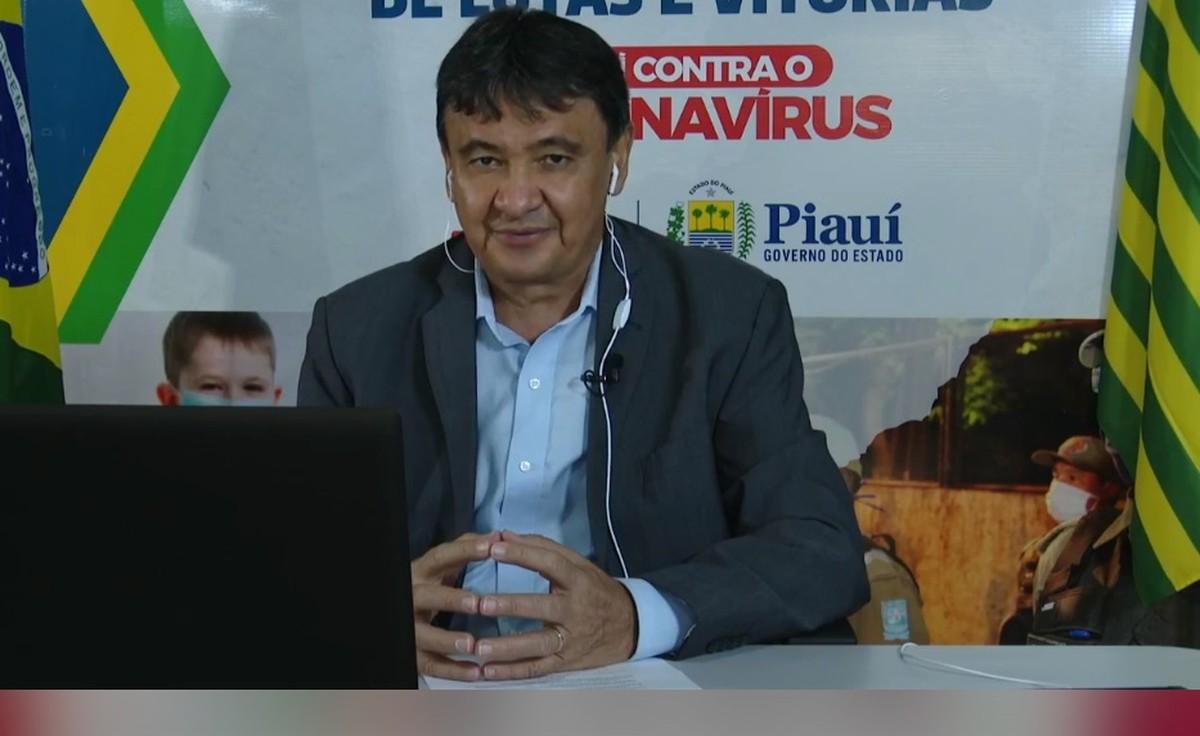 O governador Wellington Dias comemora a boa notícia e afirma que o estado está no caminho certo