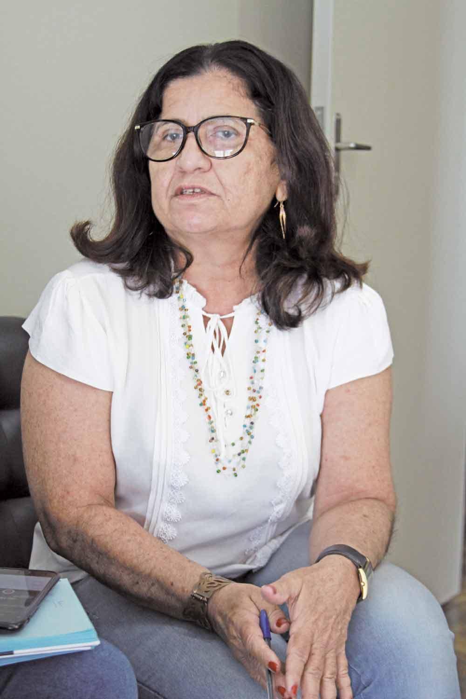 Sônia Feitosa, metereologista da Semar Piauí - Foto: Raíssa Morais/Jornal Meio Norte