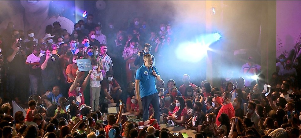 Convenção do Democratas em São Luís