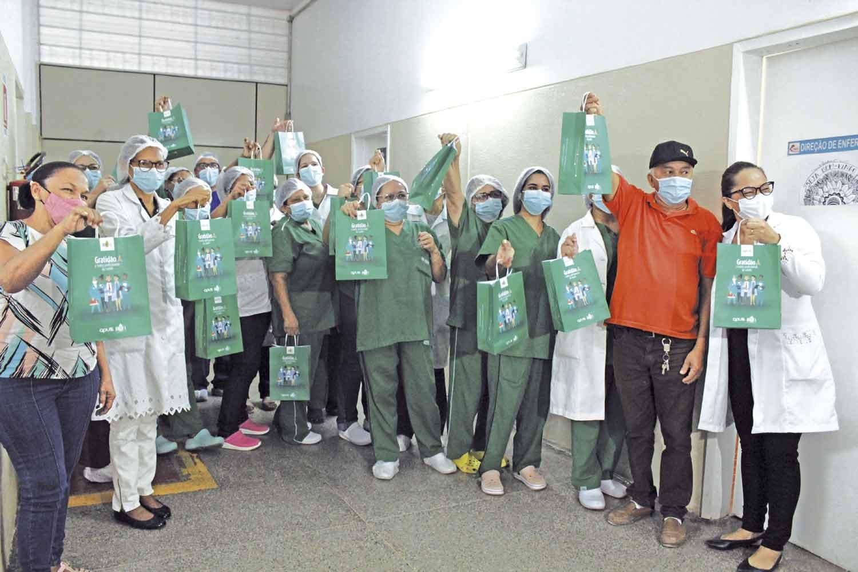 Fármacia Botica distribui 30 mil produtos - Foto: Raíssa Morais/Jornal Meio Norte