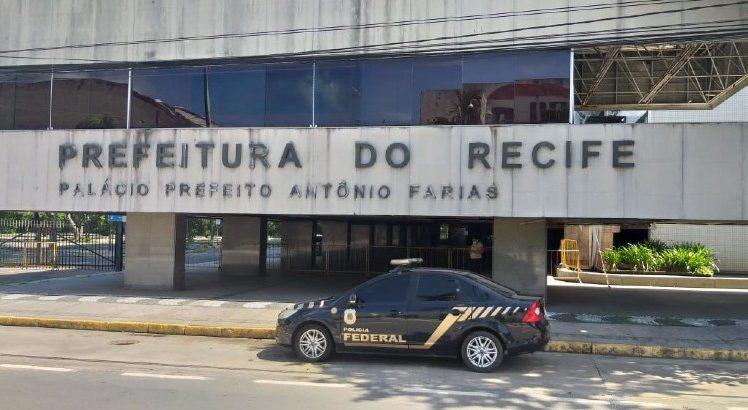 Prefeitura de Recife é alvo de investigação da PF