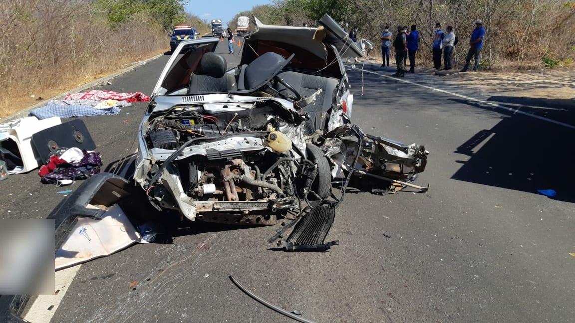 Motorista envolvido em acidente na BR-230 que deixou três mortos e um ferido dormiu no volante 2