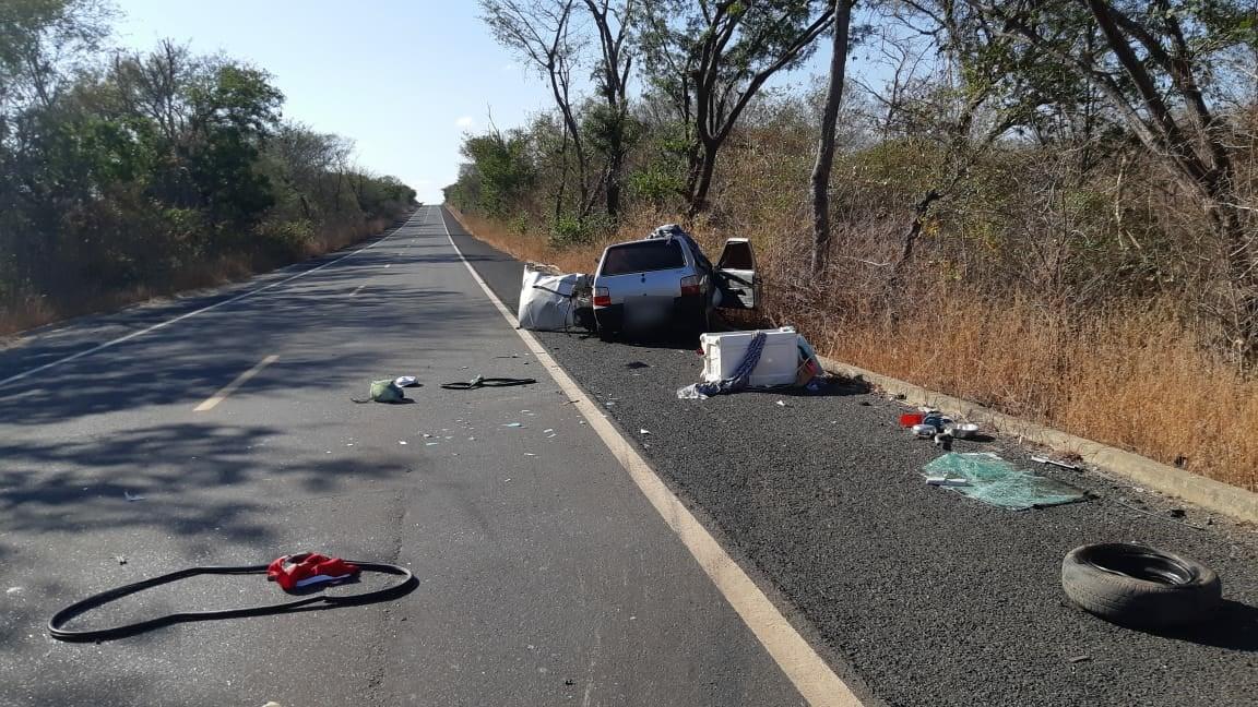 Motorista envolvido em acidente na BR-230 que deixou três mortos e um ferido dormiu no volante 3