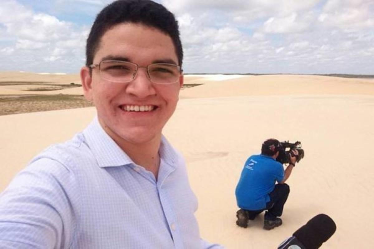 Jornalista Kairo Amaral atuou na Rede Meio Norte