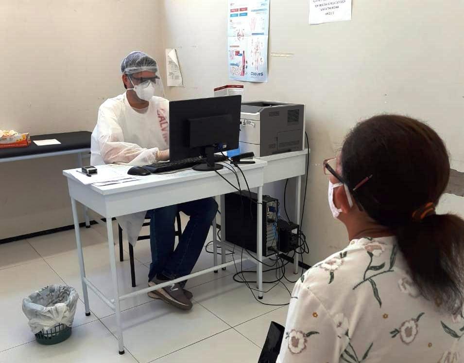 UBSs não gripais registram aumento nos atendimentos durante a pandemia - Foto: Divulgação