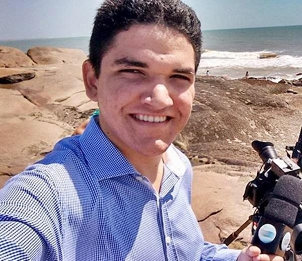 Jornalista Kairo Amaral morre aos 24 anos vítima de câncer